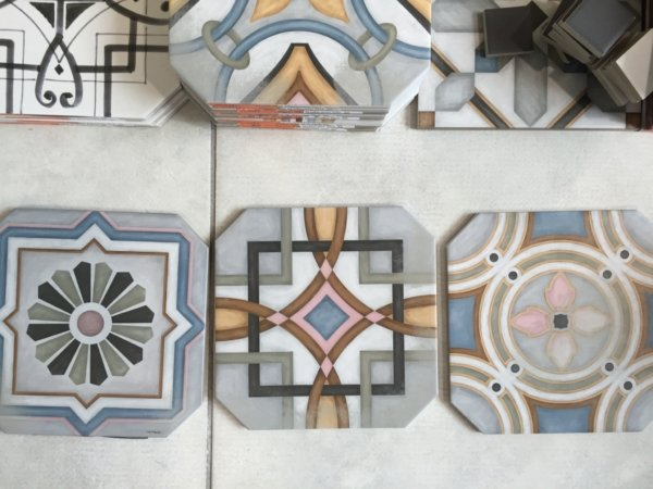 Trend Alert - Patterned Tiles - NM Design
