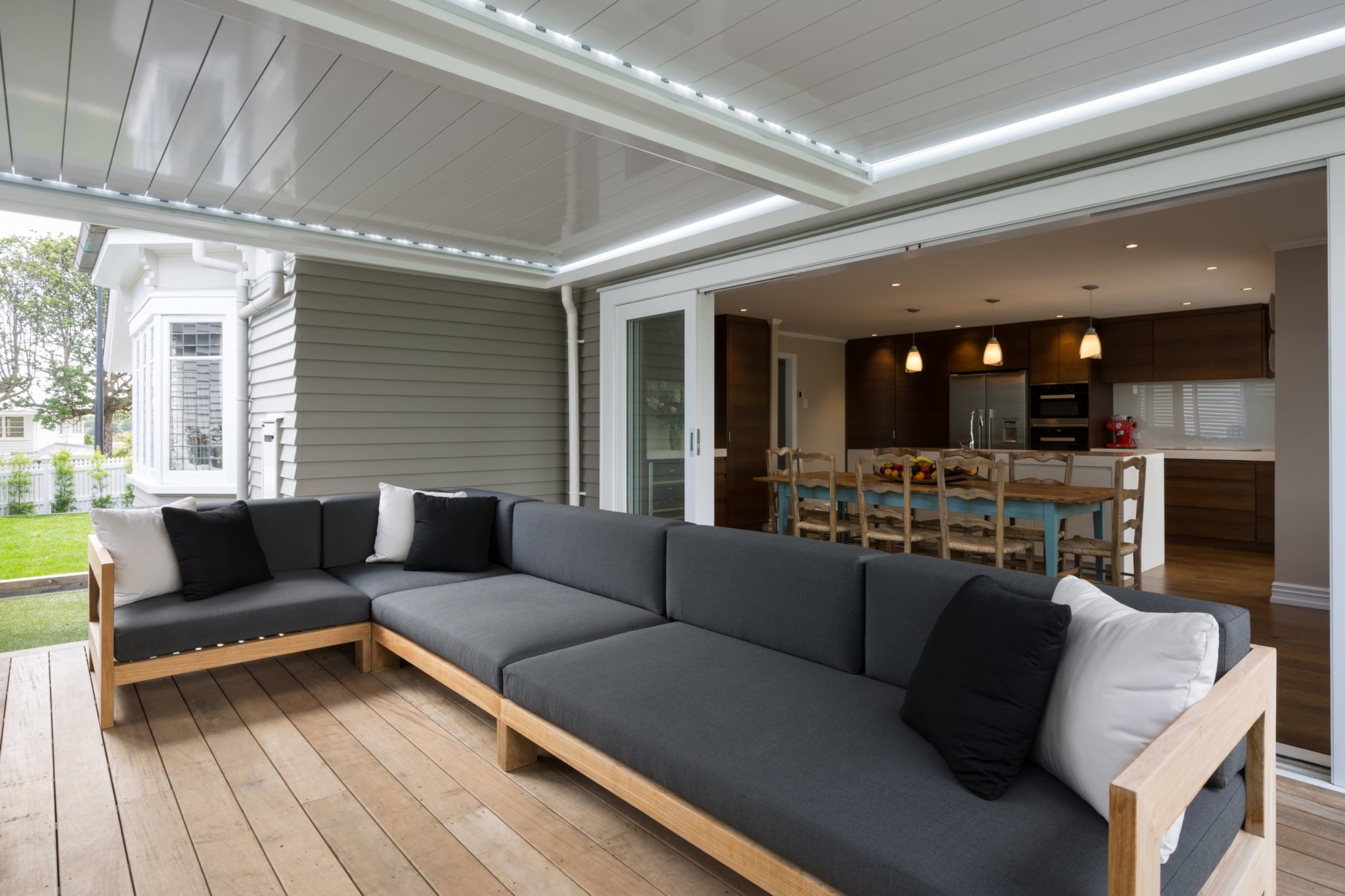 Stuff Co Nz Maximise Your Outdoor Living Area So You Can