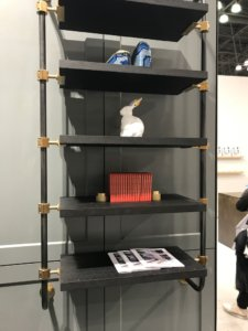 Nicola Manning Design Interior Design Blog Colour Trends 2017 ICFF New York timber and metal shelving