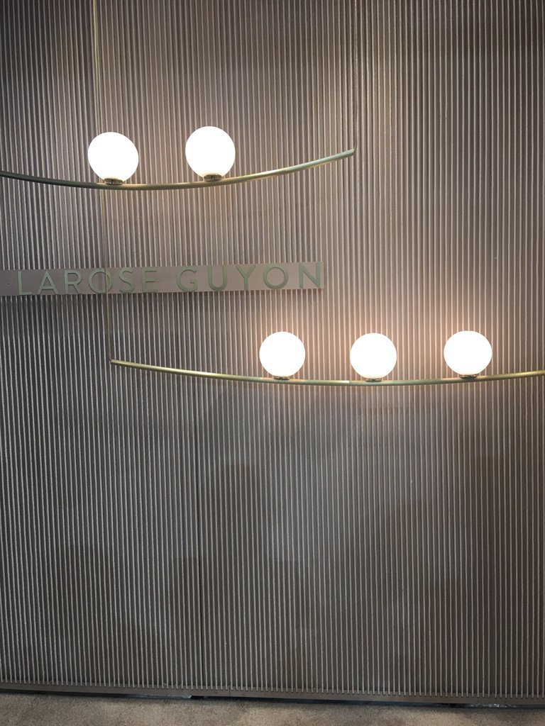 The Latest Lighting Trends 2017 From New York Nm Design Wiring Lights Zealand Nicola Manning Icff Blog Series Interior