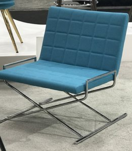 Nicola-Manning-Design-Blue-Chair-ICFF-New-York-2017 Furniture Trends Blog
