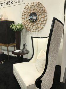 Nicola-Manning-Design-Curved-Chair-ICFF-New-York-2017 Furniture Trends Blog