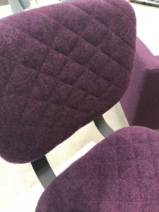 Nicola-Manning-Design-Grape-Chair-Diamond-Pattern-NYC Furniture Trends Blog
