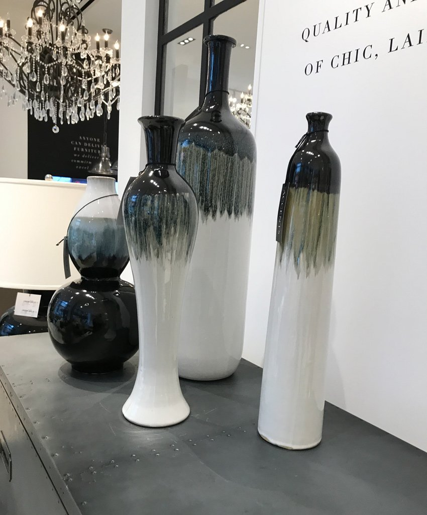 Nicola Manning Design Interior Design Trends Blog Series ICFF 2017 New York Accessories Sculptural Vases