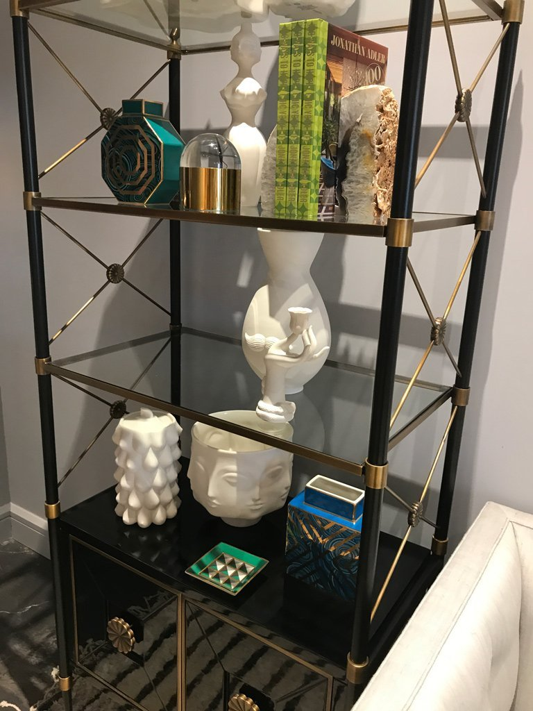 Nicola Manning Design Interior Design Trends Blog Series ICFF 2017 New York Accessories Jonathan Adler