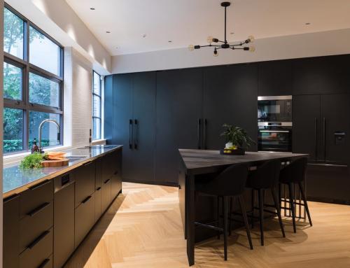 Winner Outstanding Renovation Kitchen Award