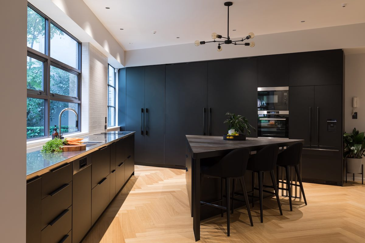 Winner Outstanding Renovation Kitchen Award